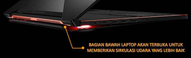 Teknologi AAS pada laptop ASUS