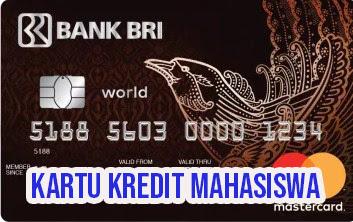Kartu Kredit BRI Untuk Mahasiswa