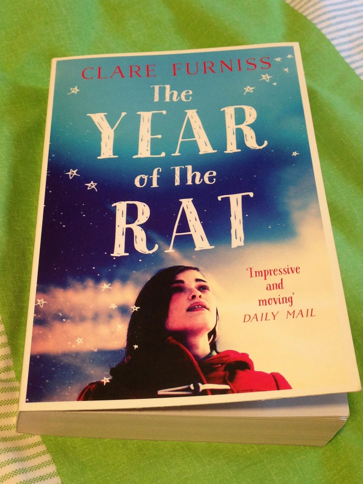 Book Review: 'The Year of The Rat' by Clare Furniss ...
