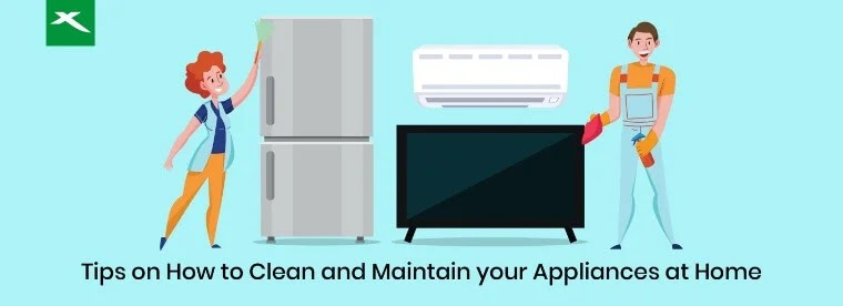 Safely Clean Your Appliances at Home with these Tips