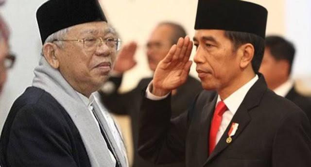 27 Ribu Personel TNI-Polri Amankan Pelantikan Jokowi - Kiai Ma'ruf