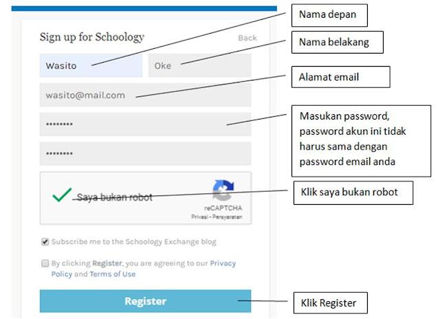 Membuat Pembelajaran Online menggunakan SCHOOLOGY