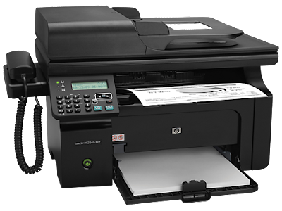 HP LaserJet Pro M1216nfh Driver Download