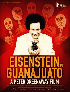 Eisenstein en Guanajuato (2015) Online