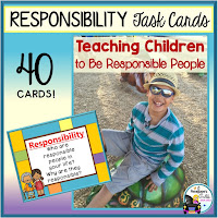 Responsibility Task Cards