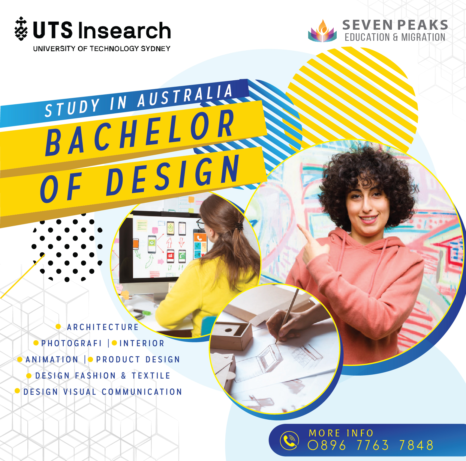 STUDY IN UTS INSEARCH - DESIGN, ARCHITECTURE AND BUILDING