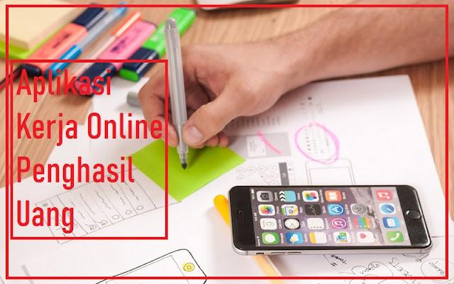 aplikasi kerja online