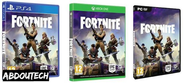 FortNite اللعبة المجانية المشابهة PUBG #PC-PS4-XBOX