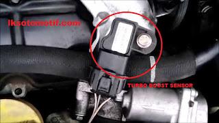 sensor turbo boost mobil