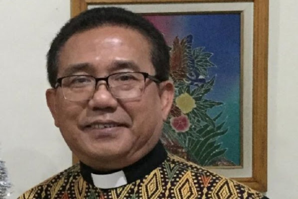 Ketua Umum PGI Pdt Gomar Gultom Mengimbau Seluruh Umat untuk Tidak Takut dan Resah Terkait Aksi Terorisme di Gereja Katedral Makassar