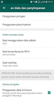 Cara Mudah Mematikan Fitur Auto Download di WhatsApp