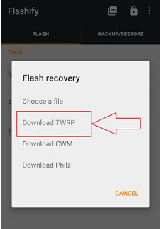 Android Phone Me Custom Recovery (TWRP) Install Kaise Kare