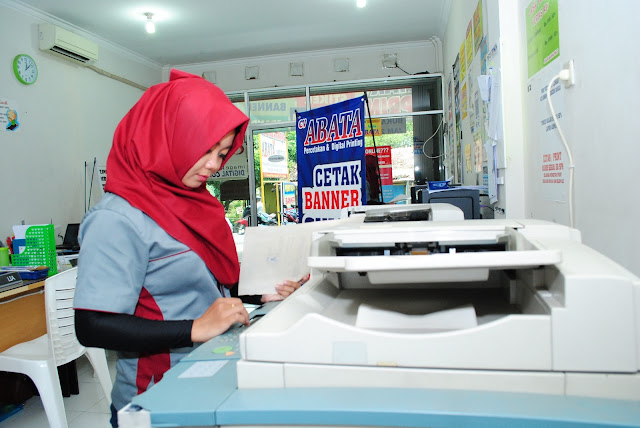 ABATA Percetakan Purbalingga dan juga Digital Printing