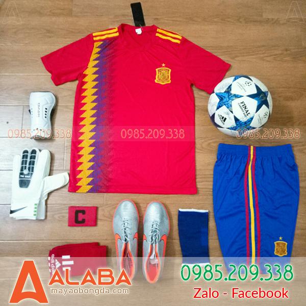 Áo đội tuyển Tây Ban Nha size M