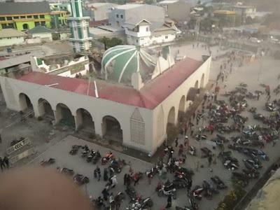 Gempa Besar 7,7 SR di Donggala, Guncangan Terasa Sangat Keras