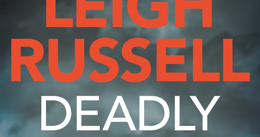 Deadly Alibi by Leigh Russell #Blogtour
