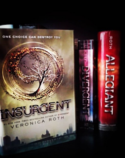 insurgent veronica roth book review