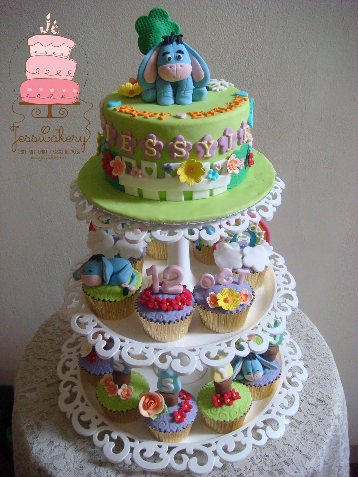 Jessicakery Eeyore Cakes