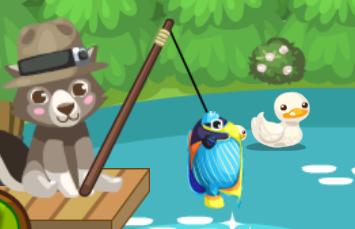 Fishing-Dash