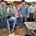 Wakil DPRD Solsel Hadiri Acara Peletakan Batu Pertama Masjid