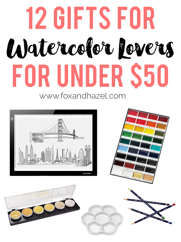 24 Gifts for Art Journalers Under $50