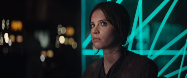 Jyn Erso quotes from Star Wars: Rogue One
