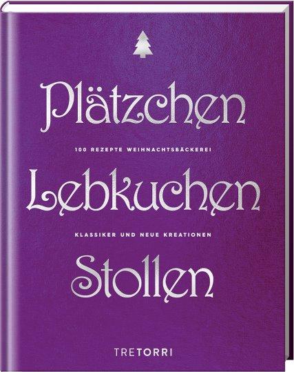 Plätzchen, Lebkuchen, Stollengebäck - 100 Rezepte Weihnachtsbäckerei - Buchvorstellung - Foodblog Topfgartenwelt