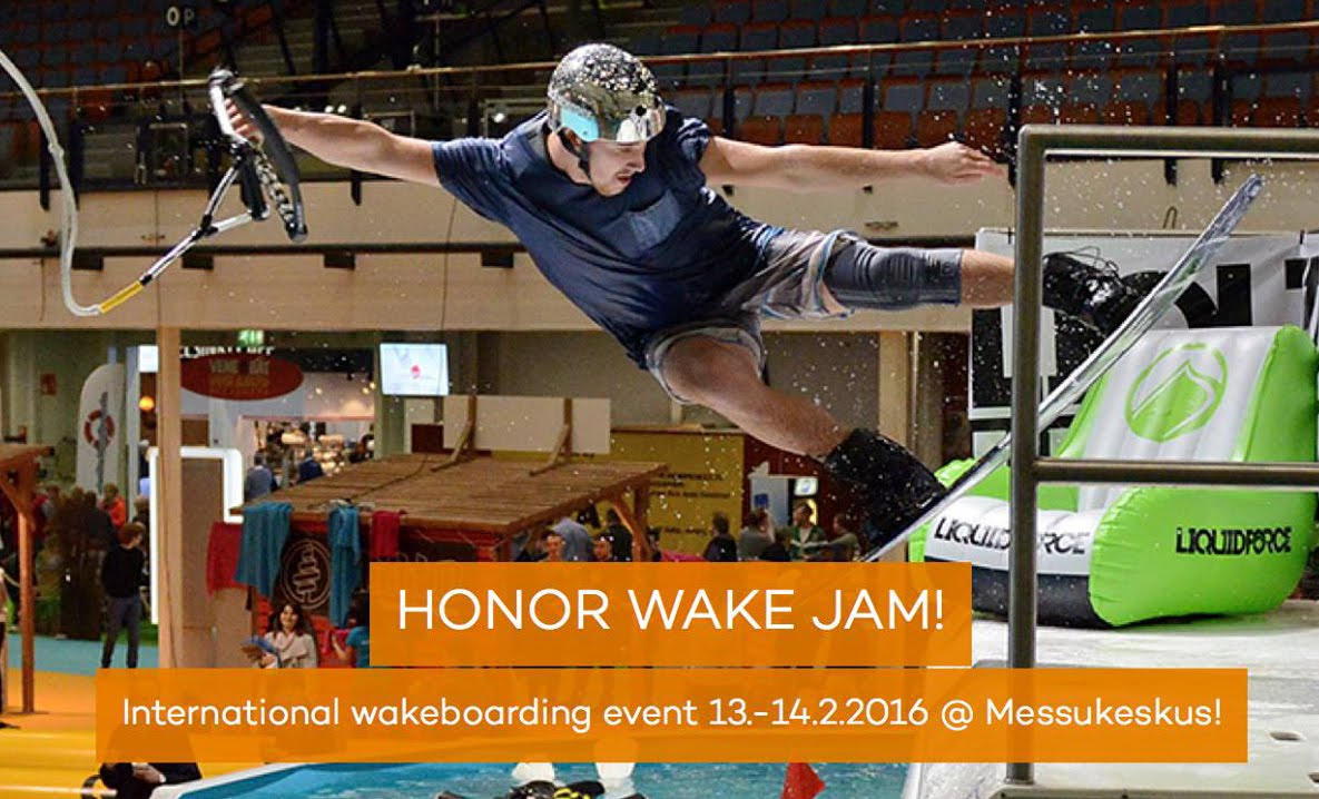 Honor Wake Jam 2016 Videot