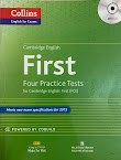 Collins - Cambridge English First Four Practice Tests FCE | PDF+CD