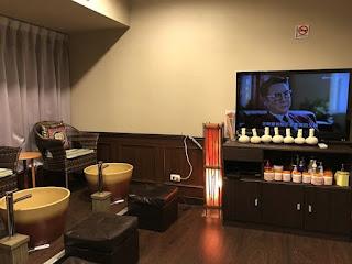 台湾のマッサージ屋