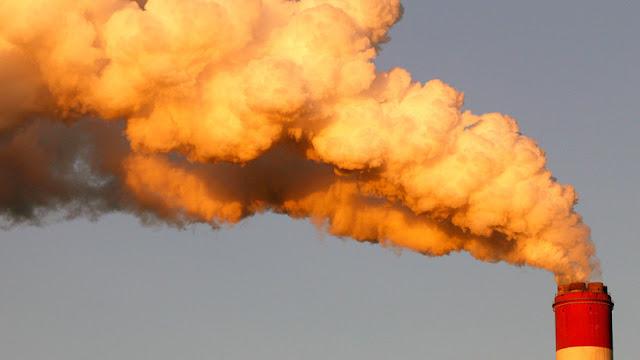 Los niveles de dióxido de carbono en la atmósfera baten un récord histórico