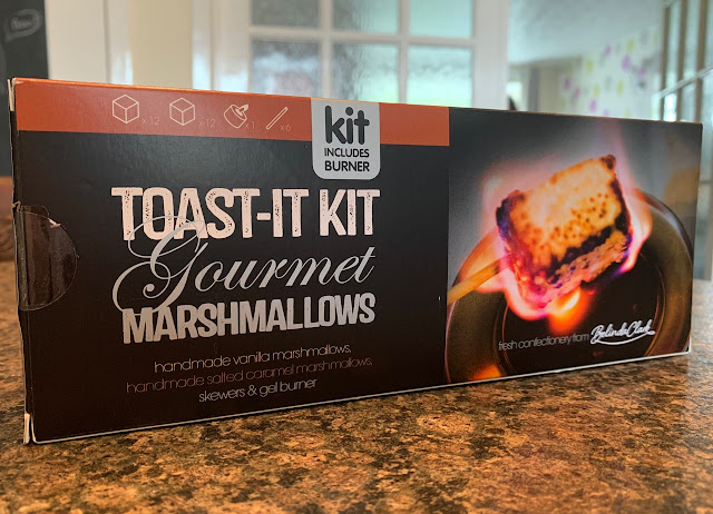 Belinda Clark Gourmet Marshmallows Toast-It Kit