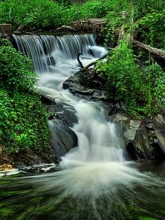 download besplatne slike za mobitele vodopad