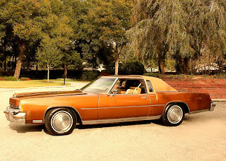 1974 Oldsmobile Toronado Landau Side Picture