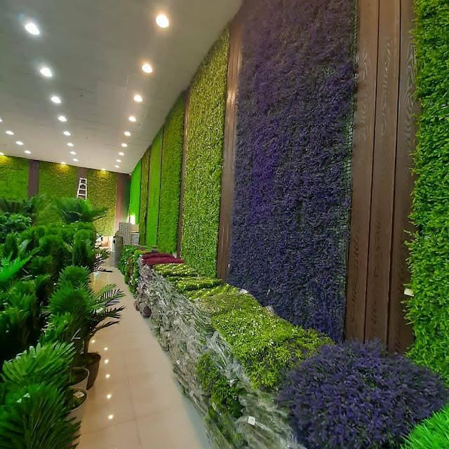 شركة تركيب عشب طبيعي بالطائف