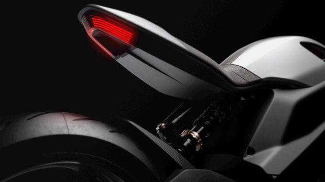 Arc teases its Vector electric motorcycle, complete with ...