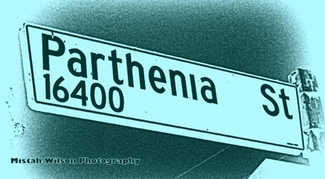 Parthenia Street, North Hills, California by Mistah Wilson
