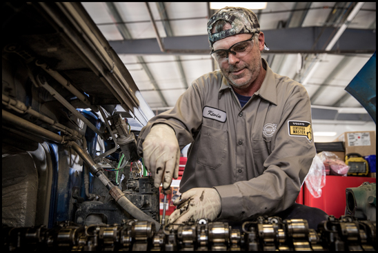 Volvo Trucks is furthering its focus on training professional vehicle service technicians through expansion of the Diesel Advanced Technology Education (DATE) program, partnering with technical colleges in Florida, Ohio and Texas beginning in early 2019