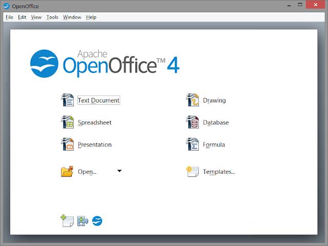 تحميل برنامج اوبن اوفيس عربي - OpenOffice للكمبيوتر