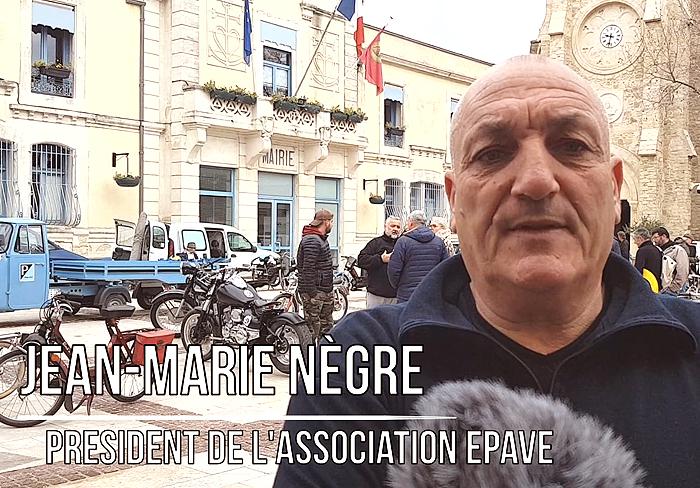 Jean-Marie Nègre à Pérols