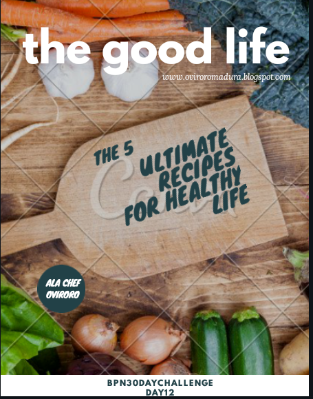 The 5 Ultimate Recipes for Healthy Life