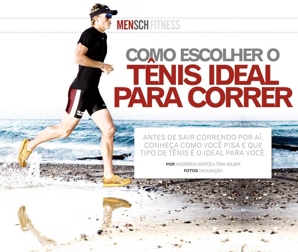 72f80bb31cd Seja um atleta amador  Tenis Ideal para corrida-artigo da Revista ...