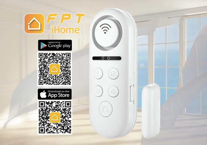 Tải ứng dụng FPT iHome trên điện thoại thông minh