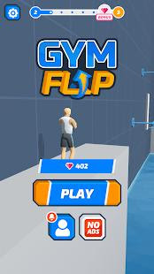 Screenshots of Gym Flip Mod apk Apk For Android