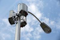 Antenna 5G a lampione