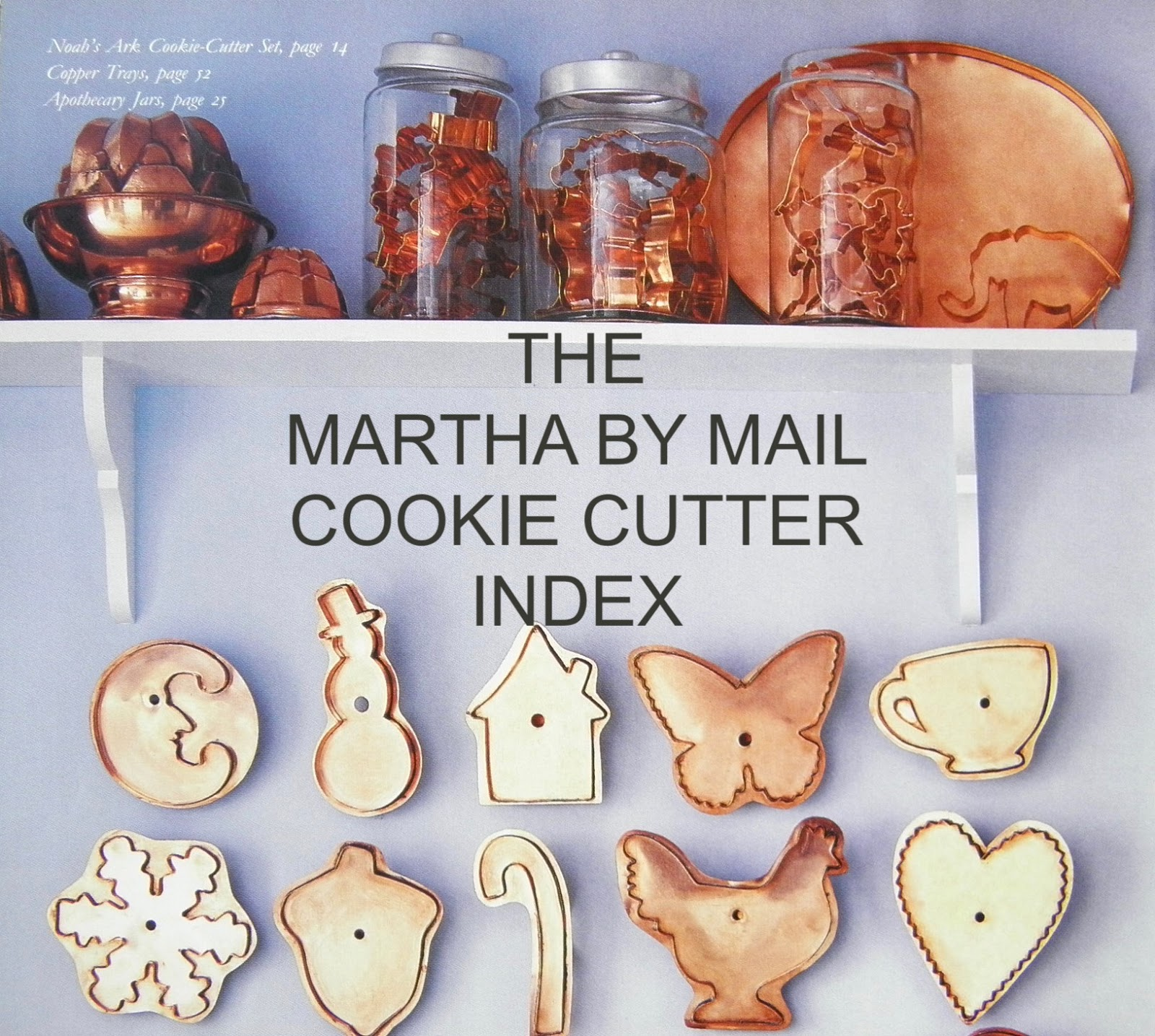 Martha Stewart Copper Cookie Hatching Bunny Martha Stewart Living by Mail Cookie Cutters