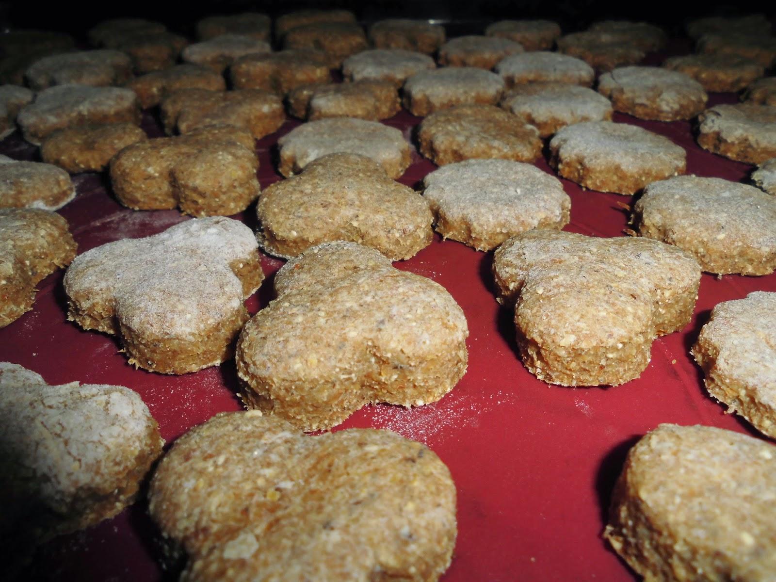 biscotti cani vegan ricetta lievito madre