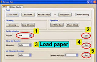 Kerusakan yang sering terjadi pada printer serta bagian  Cara Memperbaiki Berbagai Macam Kerusakan Printer Epson