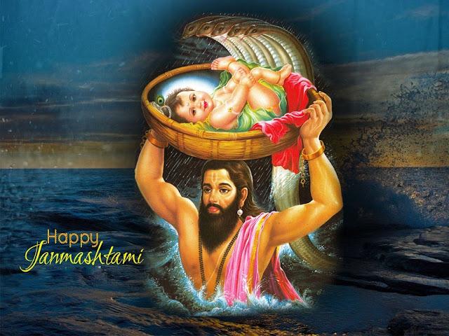 Amazing Wallpapers of Krishna Janamashtmi