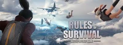 RULES OF SURVIVAL 1.367158.386442 (Full) Apk + Data